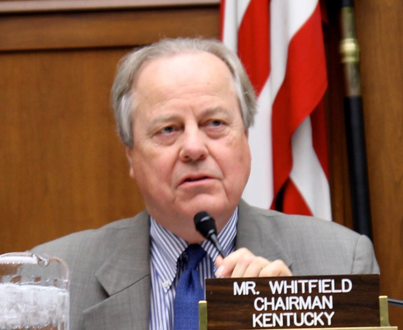 U.S. Rep. Ed Whitfield